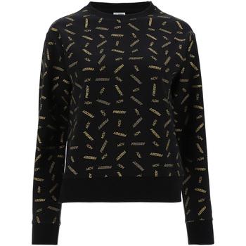 Odjeća Žene  Sportske majice Freddy F1WFTS7C Crno
