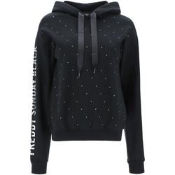 Odjeća Žene  Sportske majice Freddy F1WSDS26C Crno