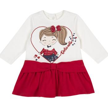Odjeća Djevojčica Kratke haljine Chicco 09003962000000 Crvena