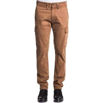 Odjeća Muškarci  Cargo hlače Gaudi 121GU25003 Smeđa