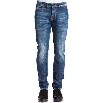 Odjeća Muškarci  Slim traperice Gaudi 121GU26019 Plava