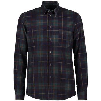 Odjeća Muškarci  Košulje dugih rukava Gaudi 121GU45022 Zelena