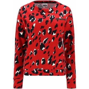 Odjeća Žene  Sportske majice Freddy F1WSLS6C Crvena