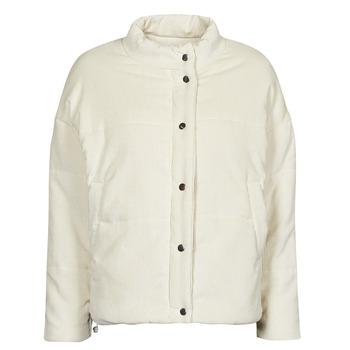 Odjeća Žene  Pernate jakne Yurban  Krem boja