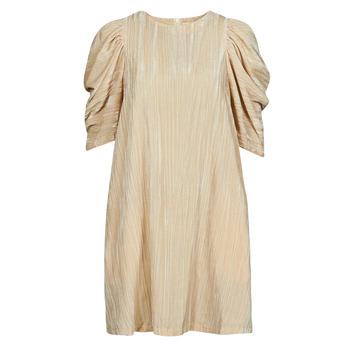 Odjeća Žene  Kratke haljine Moony Mood  Bež