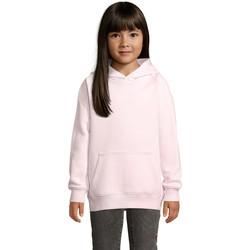 Odjeća Djeca Sportske majice Sols STELLAR SUDADERA UNISEX Rosa