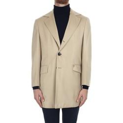 Odjeća Muškarci  Kaputi Kiton UGO411K0114018003 Beige