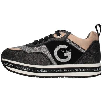 Obuća Djevojčica Niske tenisice GaËlle Paris G-1114 BLACK