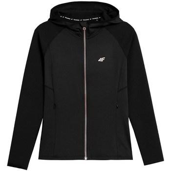 Odjeća Žene  Sportske majice 4F BLDF012 Crna