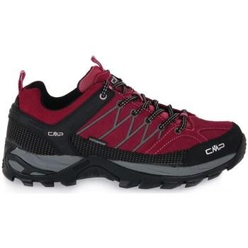 Obuća Žene  Pješaćenje i planinarenje Cmp Rigel Low Trekking Red
