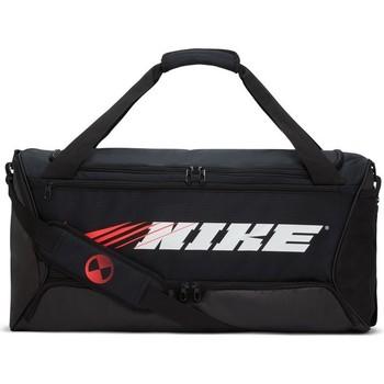 Torbe Sportske torbe Nike Brasilia Graphic Training Crna