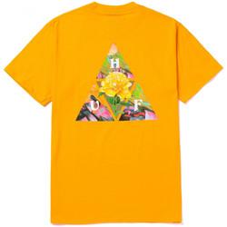 Odjeća Muškarci  Majice kratkih rukava Huf T-shirt new dawn tt ss Žuta