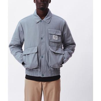 Odjeća Muškarci  Jakne i sakoi Obey Coltrane jacket Zelena
