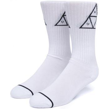 Modni dodaci Muškarci  Čarape Huf Socks tt crew Bijela