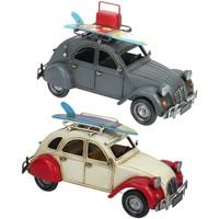 Dom Dekorativni predmeti  Signes Grimalt Automobil SET 2 U Multicolor
