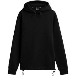 Odjeća Muškarci  Sportske majice 4F BLM013 Crna