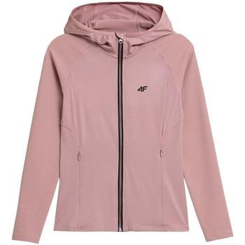 Odjeća Žene  Sportske majice 4F BLDF012 Ružičasta