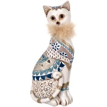 Dom Dekorativni predmeti  Signes Grimalt Slika mačka. Multicolor