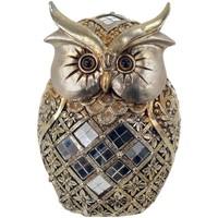 Dom Dekorativni predmeti  Signes Grimalt Sova figura Dorado