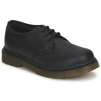 Obuća Djeca Derby cipele Dr Martens Dm J Shoe Crna