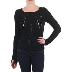Odjeća Žene  Puloveri Antik Batik LACE Crna