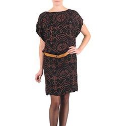 Odjeća Žene  Kratke haljine Antik Batik QUINN Crna