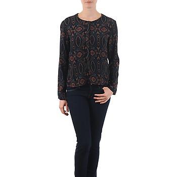 Odjeća Žene  Topovi i bluze Antik Batik VEE Crna