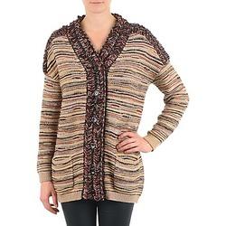 Odjeća Žene  Veste i kardigani Antik Batik WAYNE Bež