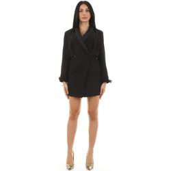 Odjeća Žene  Kratke haljine Vicolo TX0972 Nero