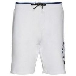 Odjeća Muškarci  Bermude i kratke hlače Aeronautica Militare BE109F41973 Bijela