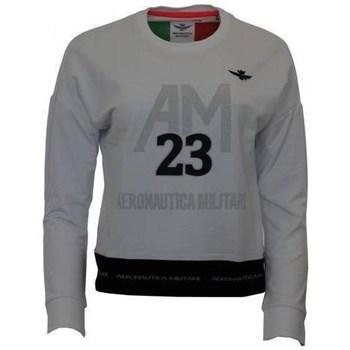 Odjeća Žene  Sportske majice Aeronautica Militare FE1608DF42373 Siva
