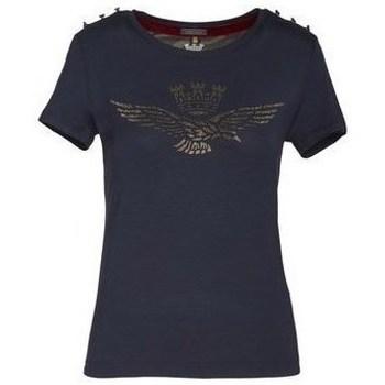 Odjeća Žene  Majice kratkih rukava Aeronautica Militare 202TS1809DJ41408
