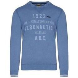 Odjeća Muškarci  Puloveri Aeronautica Militare MA1327L43421 Blue