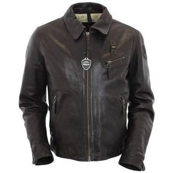 Odjeća Muškarci  Jakne Blauer BLUL01284370 Smeđa