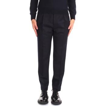 Odjeća Muškarci  Hlače od odijela Incotex ZR541Z 1721T Blue