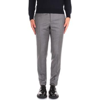 Odjeća Muškarci  Hlače od odijela Incotex ZR851Z 1645T Grey