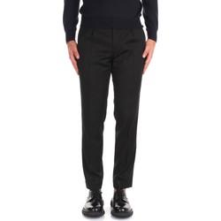 Odjeća Muškarci  Chino hlačei hlače mrkva kroja Incotex ZR450Z 10139 Black