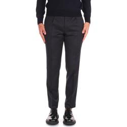 Odjeća Muškarci  Chino hlačei hlače mrkva kroja Incotex ZR450Z 10139 Grey