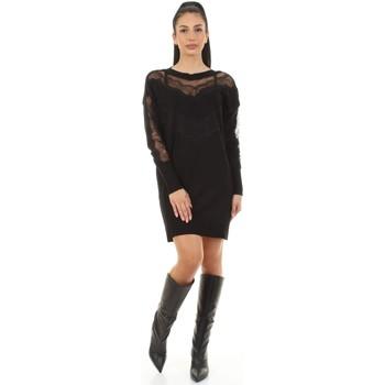 Odjeća Žene  Kratke haljine Relish 8585291 Nero