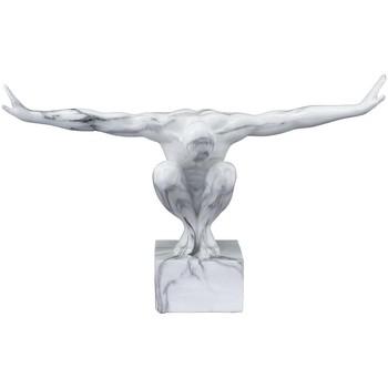 Dom Dekorativni predmeti  Signes Grimalt Slika goli muškarac. Blanco
