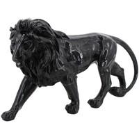 Dom Dekorativni predmeti  Signes Grimalt Leon figura Negro