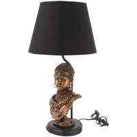 Dom Stolne lampe Signes Grimalt Svjetiljka s afričkom figurom Dorado