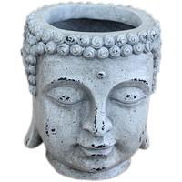Dom Vaze i tegle Signes Grimalt Slika Buda. Blanco