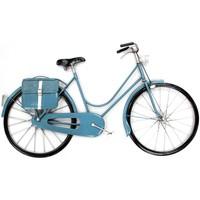 Dom Dekorativni predmeti  Signes Grimalt Bicikl zid ukras Azul