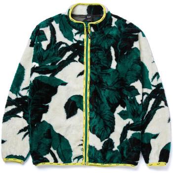 Odjeća Muškarci  Sportske majice Huf Sweat sativa floral fz sherpa Bež