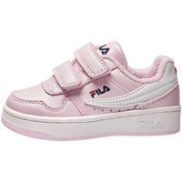 Obuća Djeca Niske tenisice Fila 1011078 Ružičasta