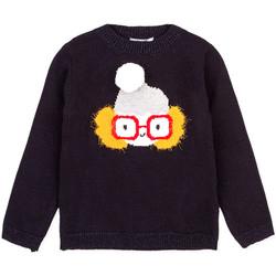 Odjeća Djeca Puloveri Losan 126-5008AL Plava