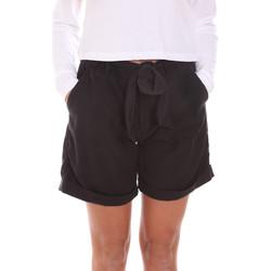 Odjeća Žene  Bermude i kratke hlače Gas 375274 Crno