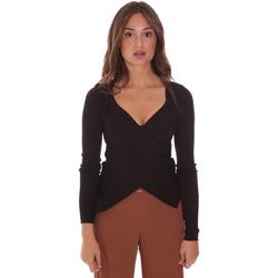 Odjeća Žene  Puloveri Fracomina F321WT7016K48001 Crno