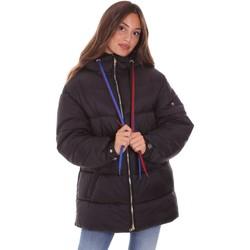 Odjeća Žene  Pernate jakne Fracomina FR21WC3007O43001 Crno